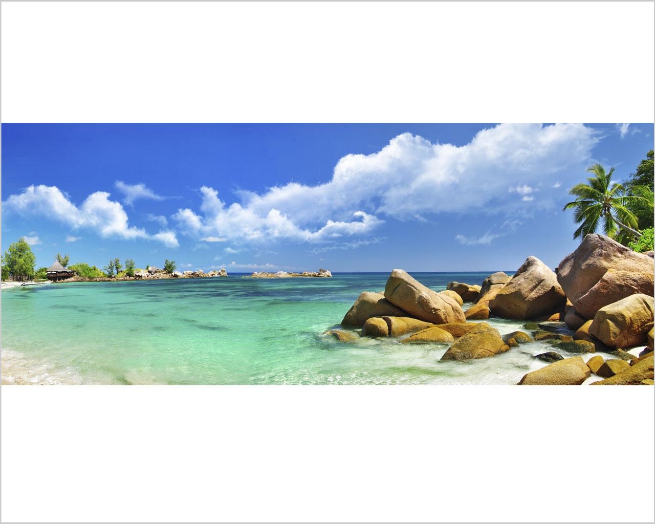 PARADISO TROPICALE – Natura – Stampa Su Tela  #254BA6 1280 1024 Dimensione Minima Sala Da Pranzo