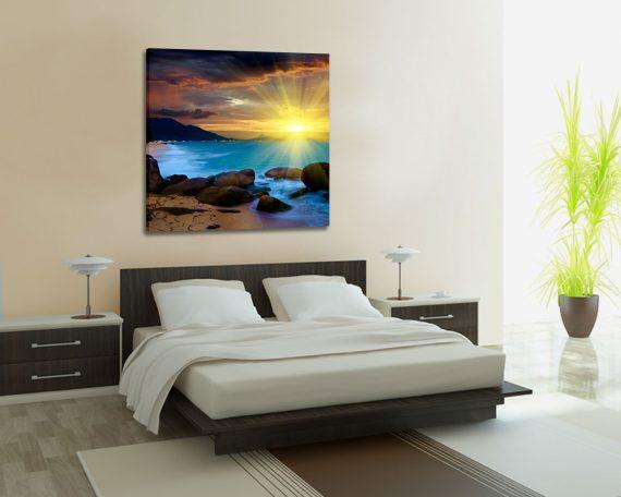back to camera da letto ambienti natura tramonto sul mare natura ...