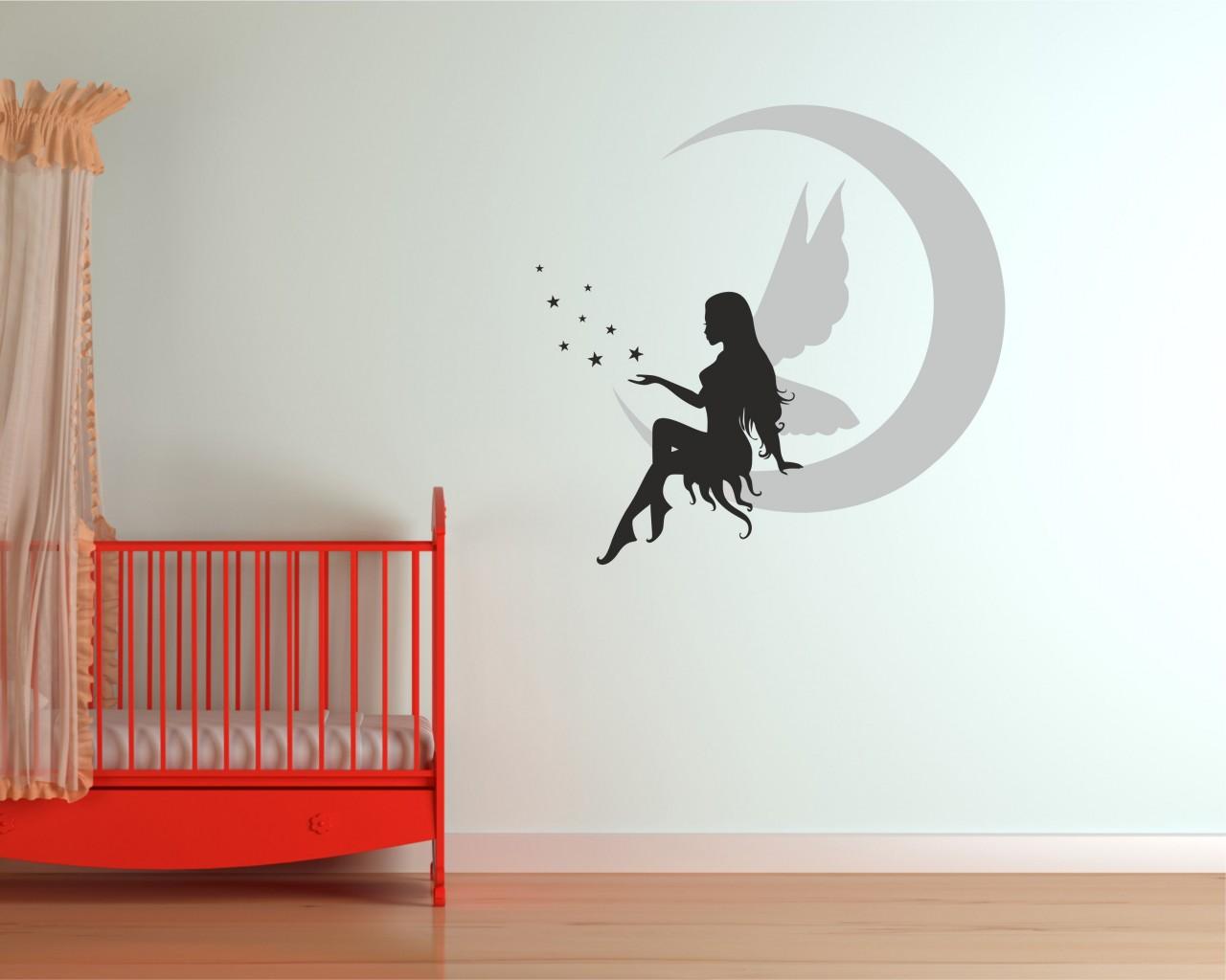 Disegni da parete per camerette decorare pareti cameretta for Disegni da parete