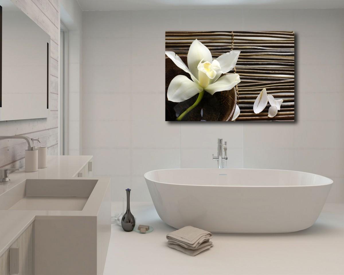 Interni decori adesivi murali wall stickers e quadri - Quadri da mettere in bagno ...