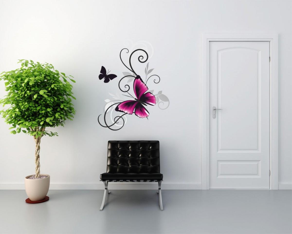 Frasi aforismi citazioni interni decori adesivi - Decorazioni murali per interni ...