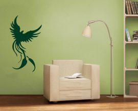 Adesivo murale-creatura mitica