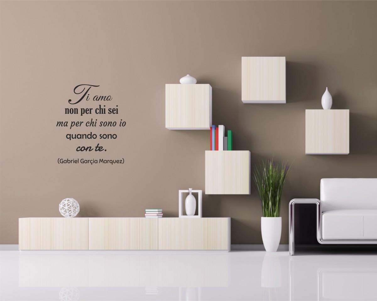 Frasi per parete camera da letto zu77 pineglen - Adesivi parete camera da letto ...