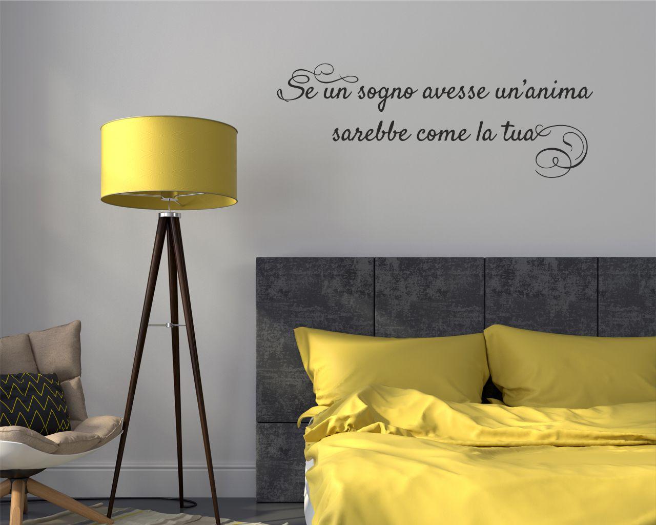 Adesivo murale-Massimo Bisottisogno e anima
