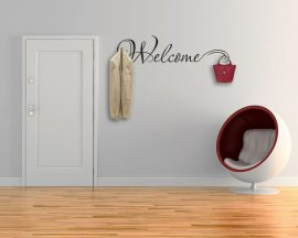 Appendiabiti design-welcome hanger