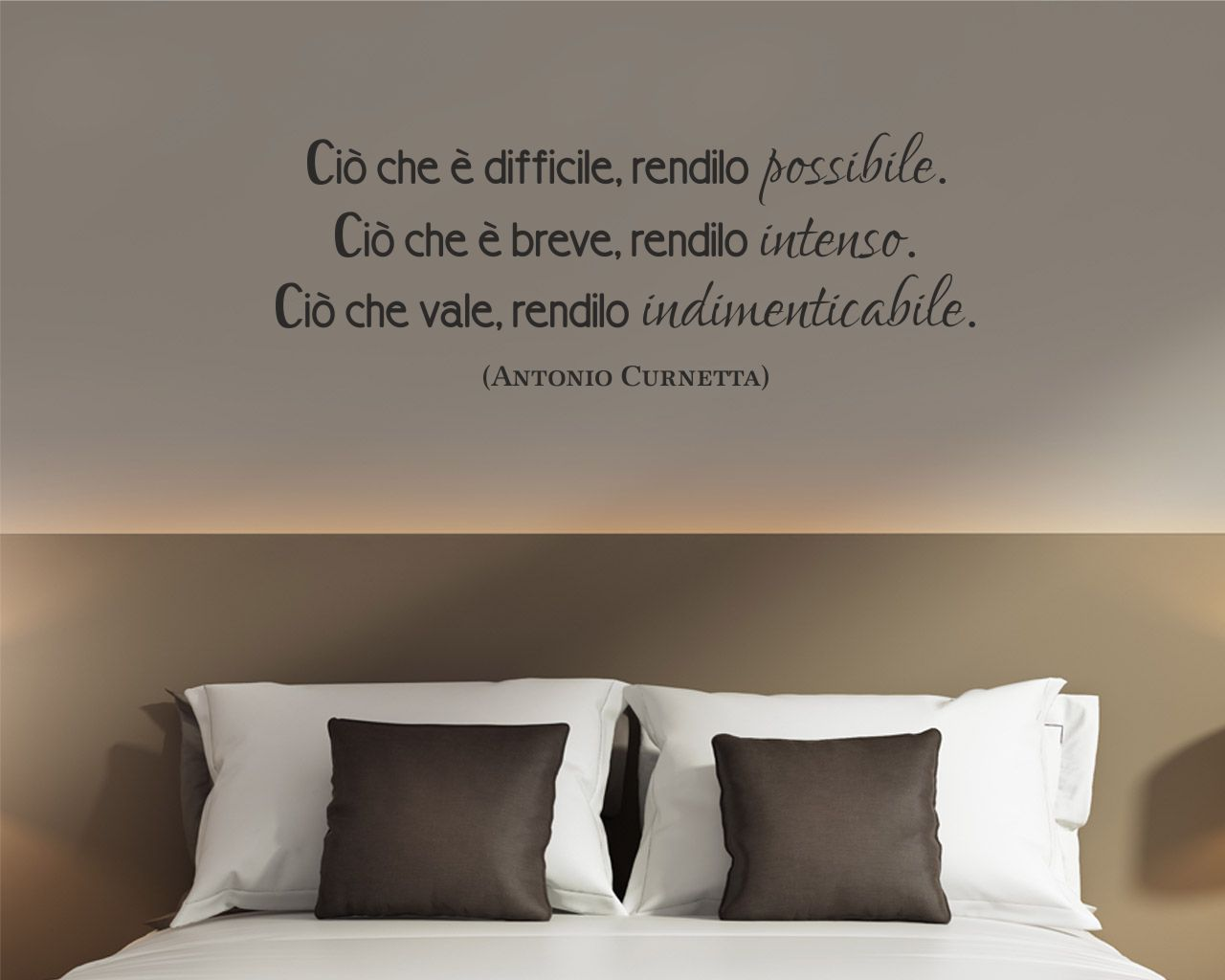 Camera Da Letto Interni Decori Adesivi Murali Wall Stickers